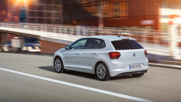 Η VW αναβαθμίζει τις εκδόσεις φυσικού αερίου των Polo και Golf