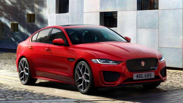 H Jaguar ανανεώνει και εμπλουτίζει την XE με νέες τεχνολογίες | Newsit.gr
