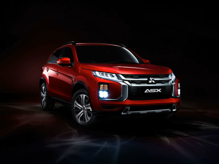Νέο Mitsubishi ASX με ριζικές αλλαγές στην εμφάνιση [pics] | Newsit.gr