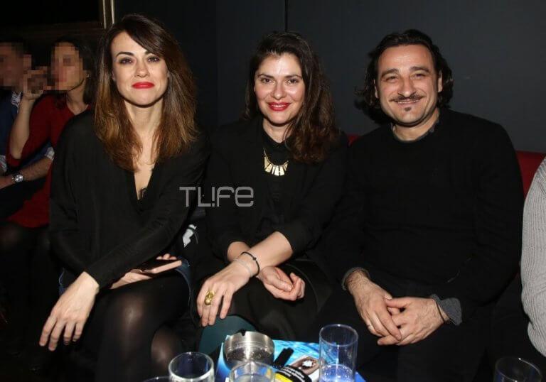 Βασίλης Χαραλαμπόπουλος – Λίνα Πρίντζου: Η νέα έξοδός του ζευγαριού [pics] | Newsit.gr