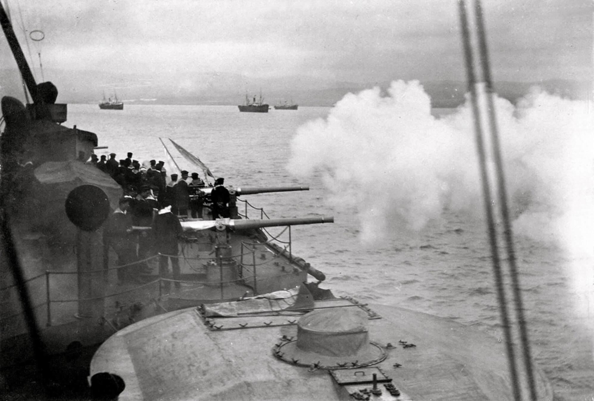 Θερίζοντας Γερμανούς στο Αιγαίο