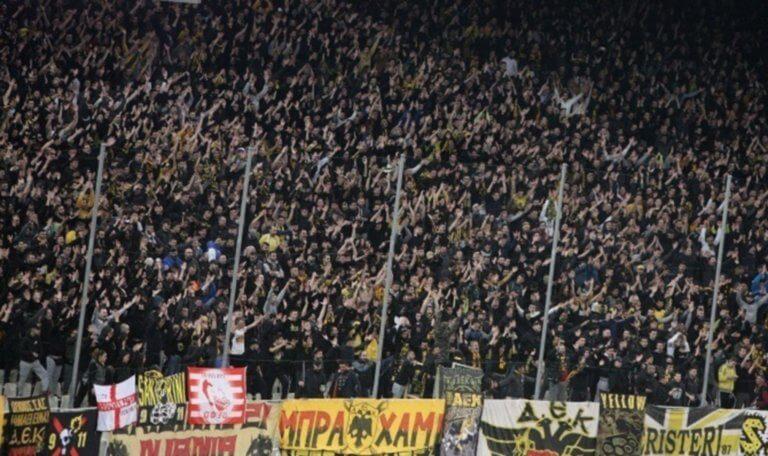 ΑΕΚ – Παναθηναϊκός: Στην κυκλοφορία τα εισιτήρια του αθηναϊκού ντέρμπι | Newsit.gr