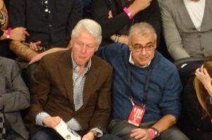 """Ο Αντετοκούνμπο """"άλωσε"""" το Μπρούκλιν μπροστά στον Μπιλ Κλίντον! videos"""