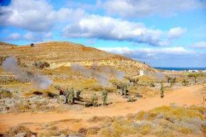 Ατύχημα σε άσκηση του Στρατού στο Κιλκίς