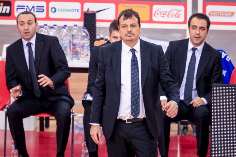 """Αναντολού Εφές – Ολυμπιακός, Αταμάν: """"Ηττηθήκαμε στο ΣΕΦ, νίκη τώρα εδώ"""""""
