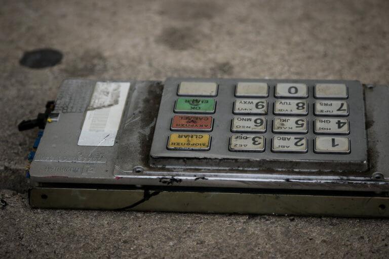 Θεσσαλονίκη: Εμπρησμός σε ATM