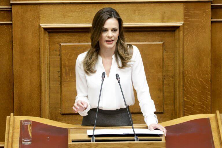 Αχτσιόγλου: Τι είπε για κατώτατο μισθό, αφορολόγητο όριο, ΝΔ και ΚΙΝΑΛ   Newsit.gr