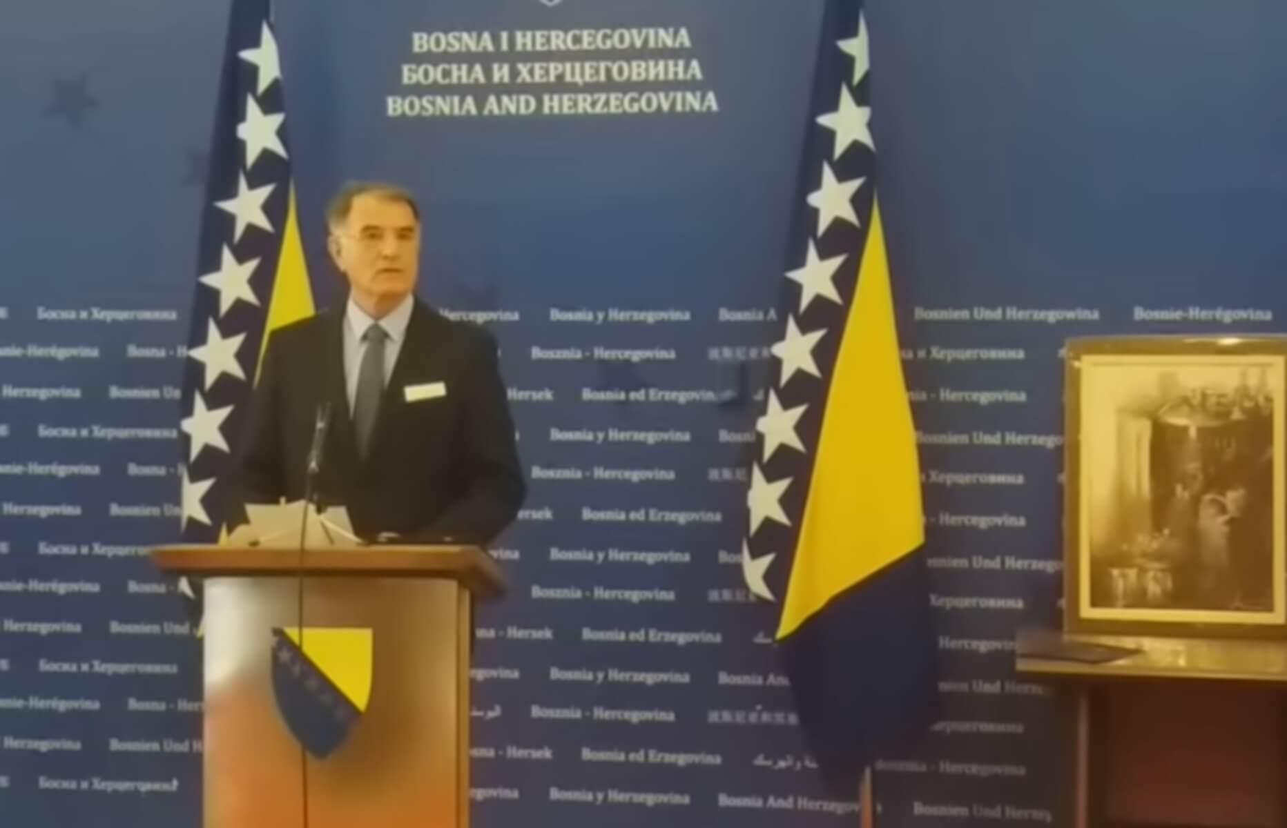 """Ο Μπάγεβιτς τιμήθηκε με το """"Κρατικό Βραβείο Αθλητισμού""""! video"""