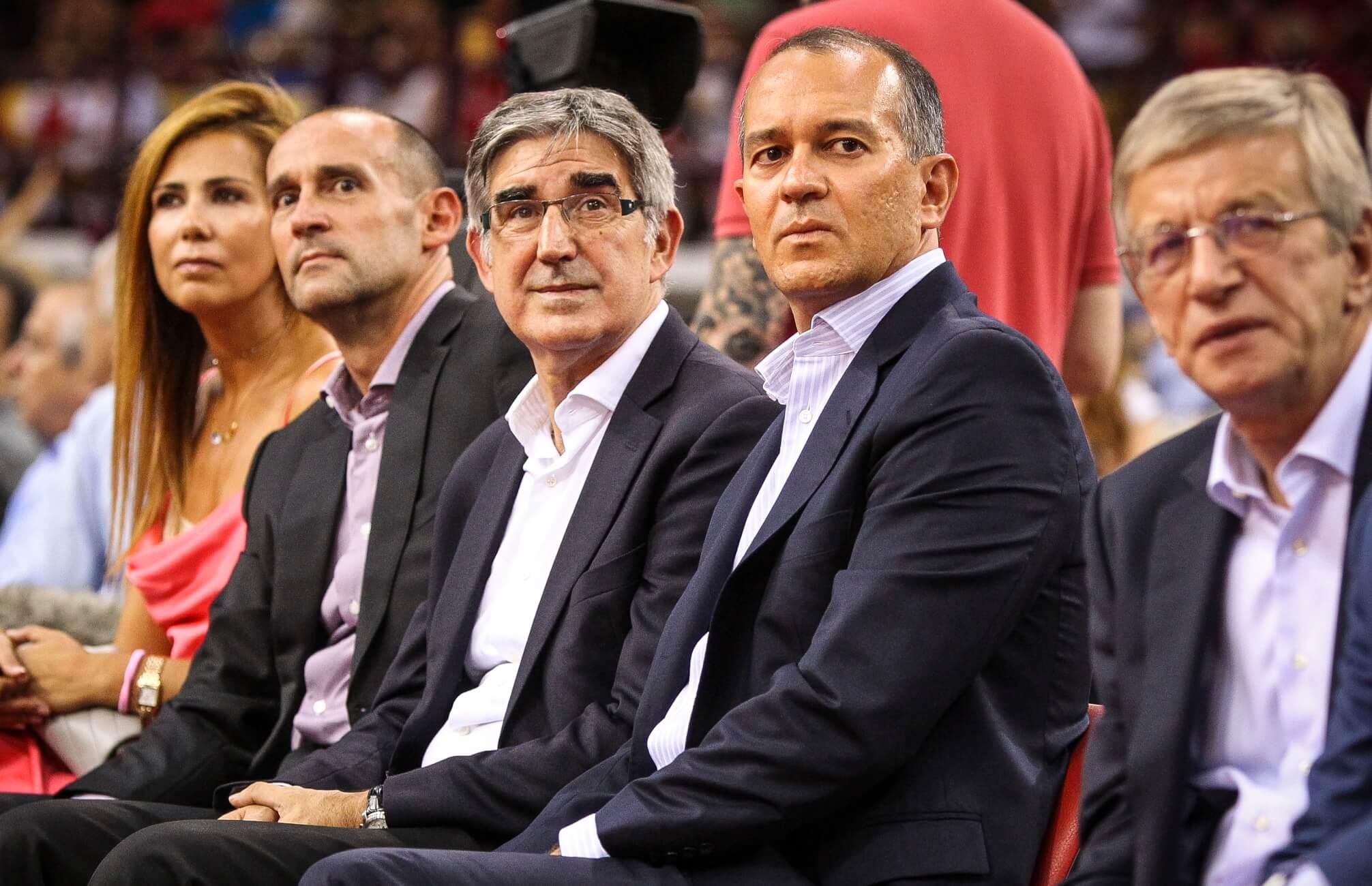 """Μπερτομέου: """"Εταιρεία η Euroleague – Δεν απαιτείται συμμετοχή στο εθνικό πρωτάθλημα"""""""