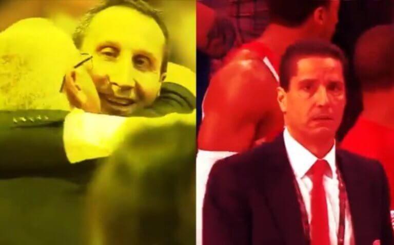 Μακάμπι – Ολυμπιακός: Σφαιρόπουλος και Μπλατ κόντρα στις πρώην ομάδες τους | Newsit.gr