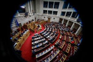 Πόλεμος χαρακωμάτων για τη συνταγματική αναθεώρηση – Πώς «διαβάζουν» στη ΝΔ τις αντιδράσεις του ΣΥΡΙΖΑ