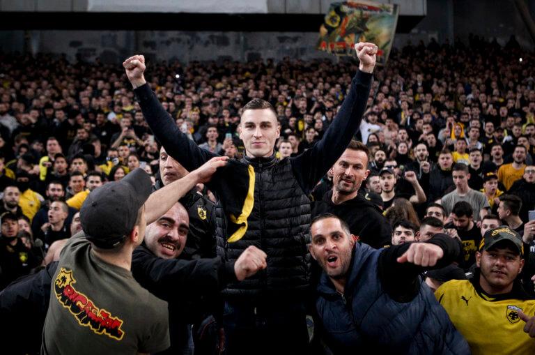 ΑΕΚ: Η «απάντηση» του Βράνιες στον Ουάρντα! pic | Newsit.gr