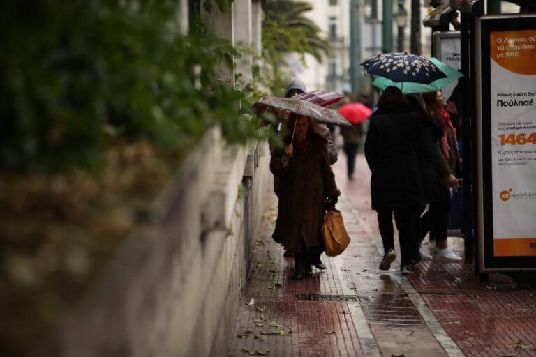 Καιρός: Χιόνια, βροχές και κρύο σε όλη τη χώρα   Newsit.gr