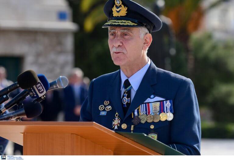 Το μήνυμα του αρχηγού ΓΕΕΘΑ, πτέραρχου Χριστοδούλου στους Ευέλπιδες | Newsit.gr