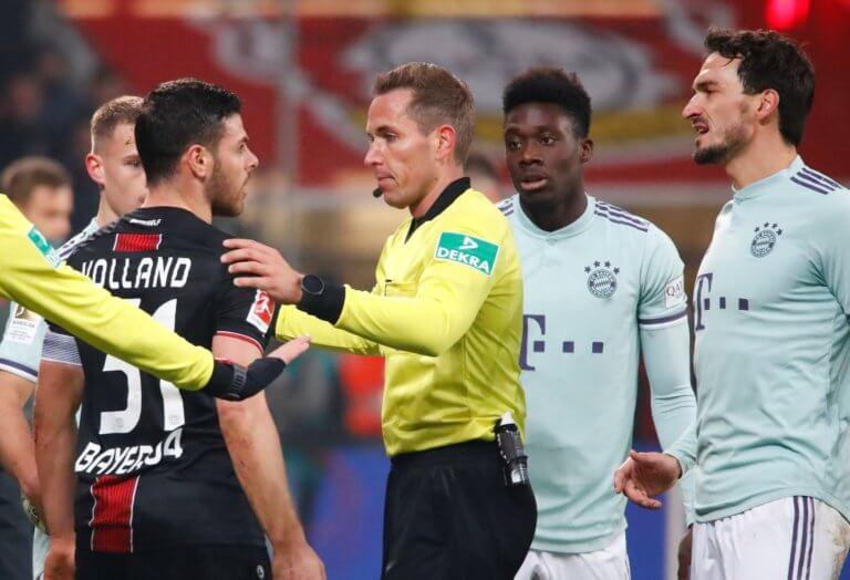 """Ολυμπιακός – ΑΕΚ: Ανατροπή! Γερμανός διαιτητής στο """"Γ. Καραϊσκάκης"""""""