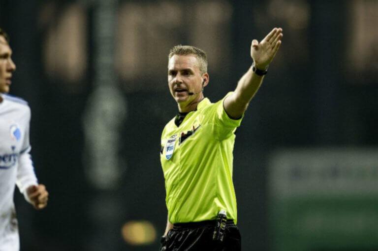 Παναθηναϊκός – ΠΑΟΚ: Δανός διαιτητής στο ΟΑΚΑ | Newsit.gr