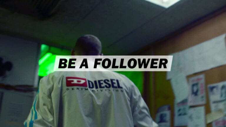 Be a follower! Η Diesel «απαντά» ποιοι είναι οι πραγματικοί influencers στα social media | Newsit.gr