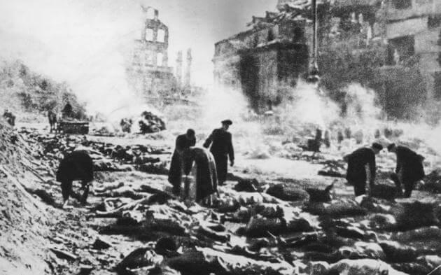 Όταν οι Σύμμαχοι ισοπέδωσαν τη Δρέσδη
