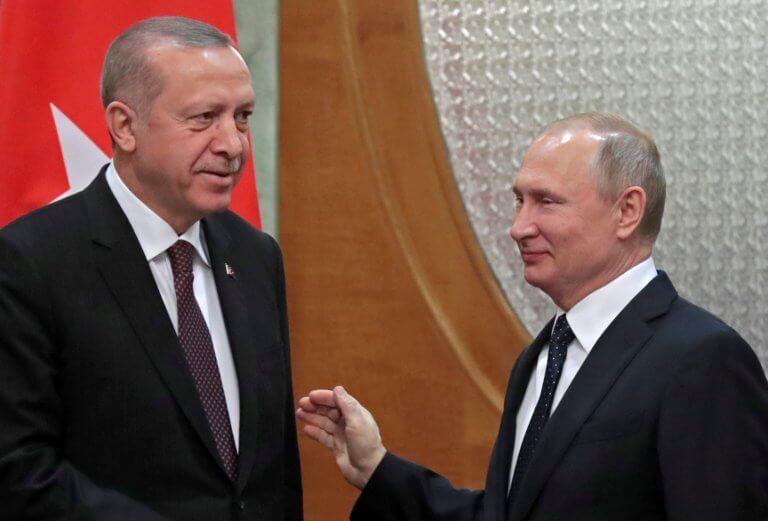 Ερντογάν: Η Τουρκία θα πάρει τους S-400, ο κόσμος να χαλάσει…