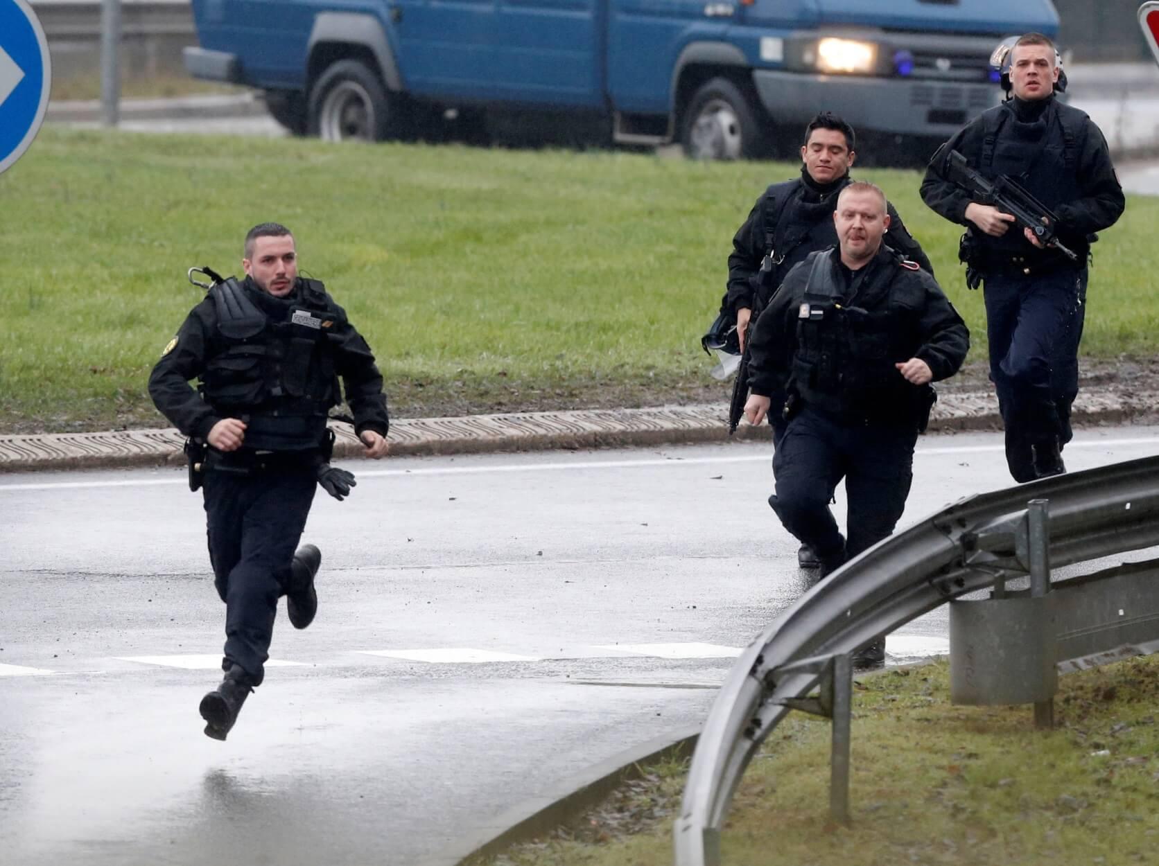 Μασσαλία: Νεκρός ο δράστης που επιτέθηκε με μαχαίρι και τραυμάτισε περαστικούς!