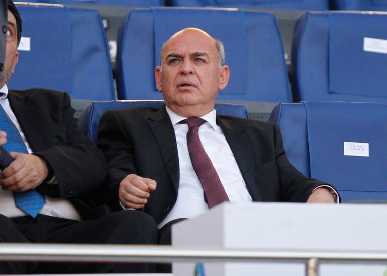 ΕΠΟ: «Ψέματα ότι ο Γραμμένος εισπράττει 25.000 ευρώ τον μήνα» | Newsit.gr