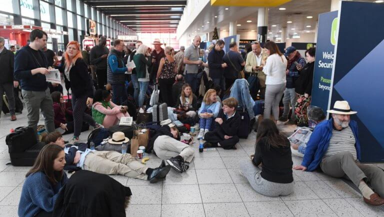 Υπάλληλος στο αεροδρόμιο του Γκάτγουικ ο ύποπτος για την επίθεση με drones