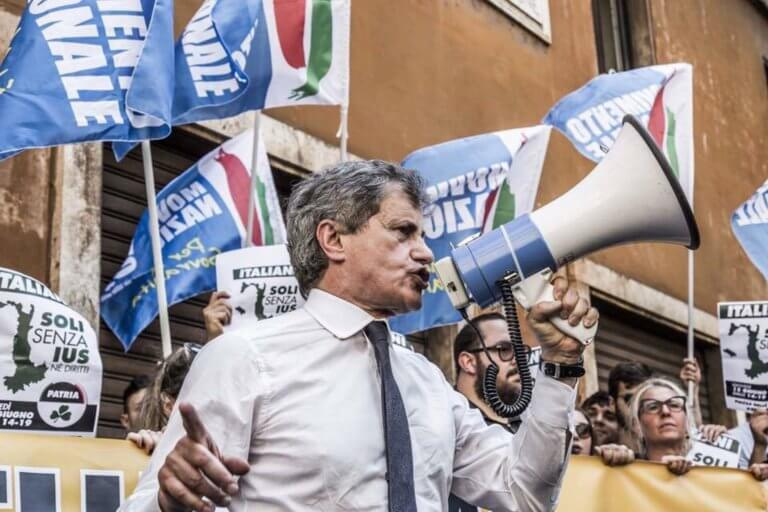 Ρώμη: Ποινή φυλάκισης για τον ακροδεξιό πρώην δήμαρχο της Αιώνιας Πόλης | Newsit.gr