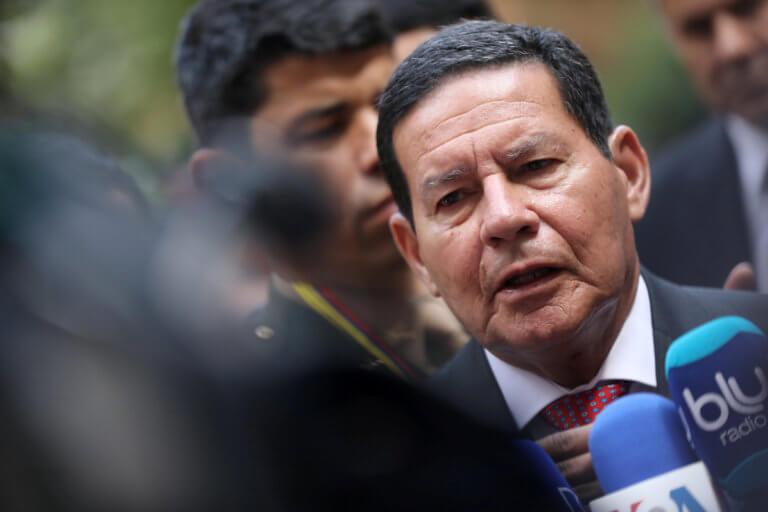 Βραζιλία: Καμία επέμβαση στη Βενεζουέλα από το έδαφός μας | Newsit.gr