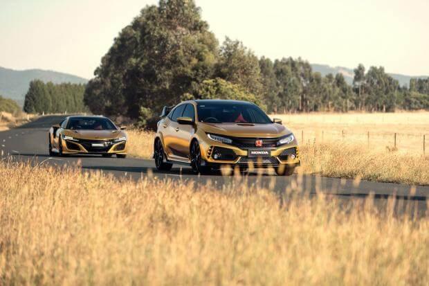 Το χρυσό ιωβηλαίο της Honda [pics]   Newsit.gr