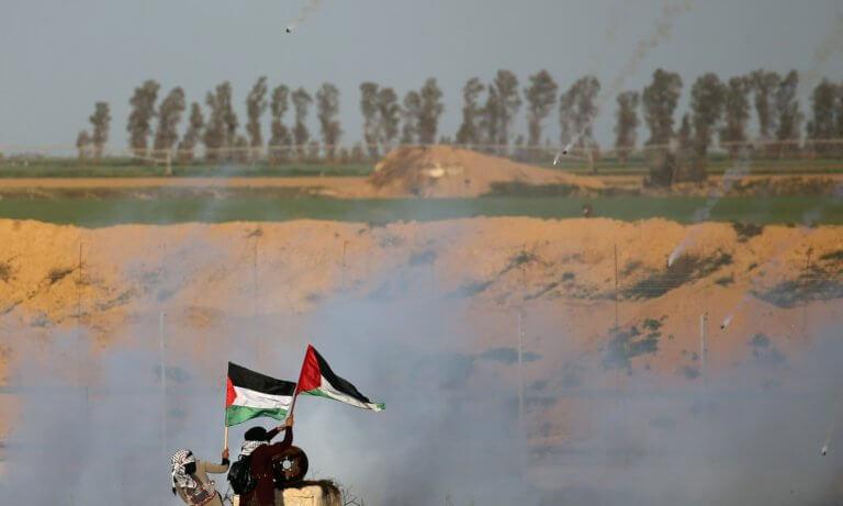 Γάζα: Δύο έφηβοι Παλαιστίνιοι νεκροί από πυρά Ισραηλινών στρατιωτών