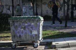 Κιλκίς: Μήνυση από τον Δήμο για την κλοπή μεταλλικών κάδων