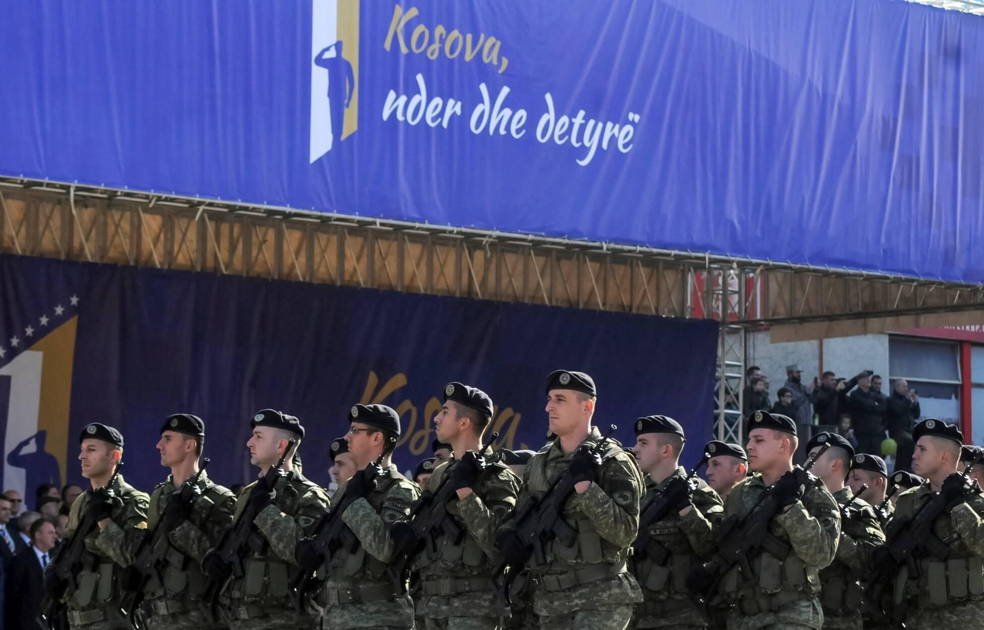 """Κόσοβο: """"Πυροσβεστικές"""" προσπάθειες μετά τα περί προσάρτησης σερβικών εδαφών!"""