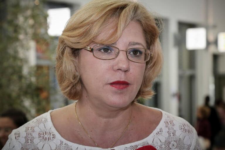 Στην Αθήνα η επίτροπος Κορίνα Κρέτσου