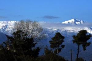 Καιρός: Μονοψήφιες θερμοκρασίες την Παρασκευή – Πού θα βρέξει – Πού θα χιονίσει