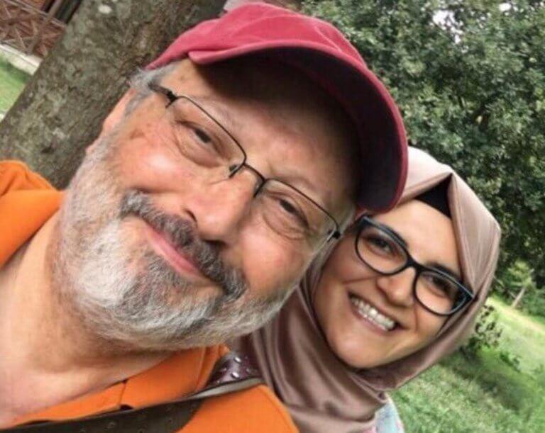 Δολοφονία Κασόγκι: Ξεσπά στο twitter η αρραβωνιαστικιά του