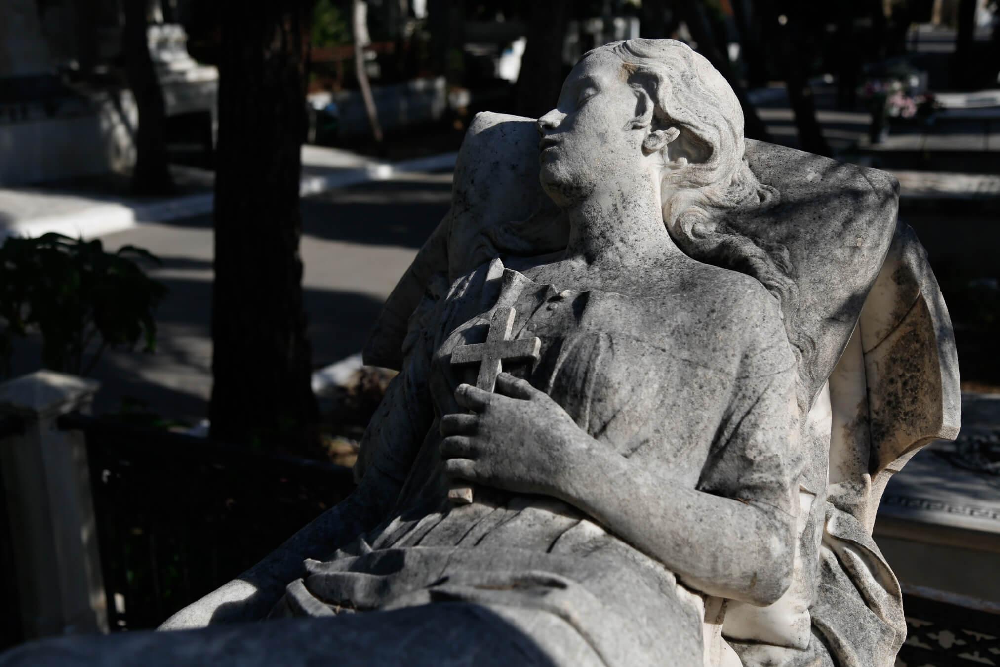 Ο τρελός Χαλεπάς και η κοιμωμένη του