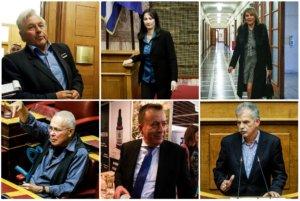 Προσχώρησαν οι έξι στον ΣΥΡΙΖΑ – Ζήτησαν να προσμετρώνται οι ψήφοι τους στις ψήφους της συμπολίτευσης!