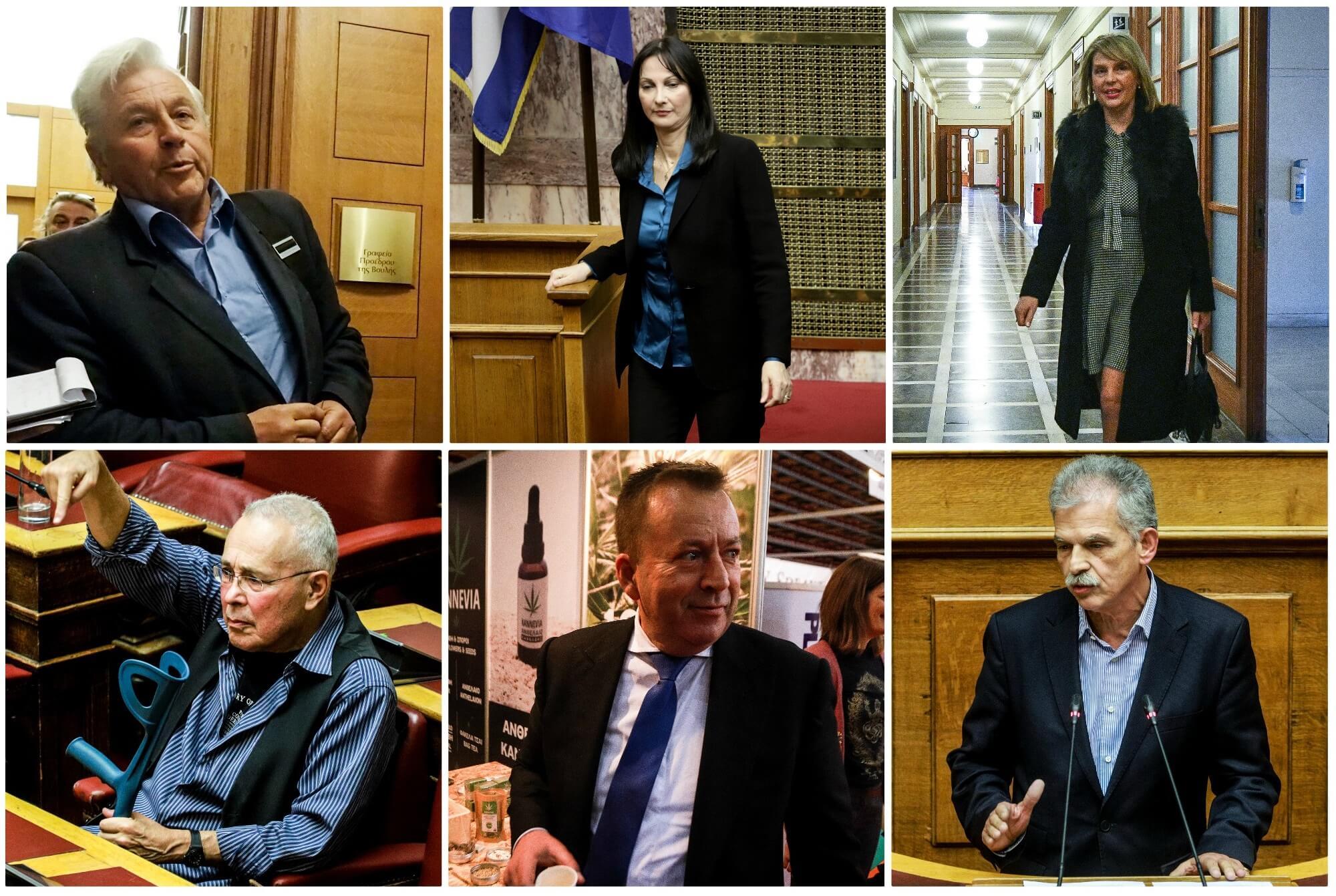 Ένα με την Κ.Ο. του ΣΥΡΙΖΑ έγιναν οι έξι βουλευτές - Ζήτησαν να προσμετρώνται οι ψήφοι τους στις ψήφους της συμπολίτευσης!