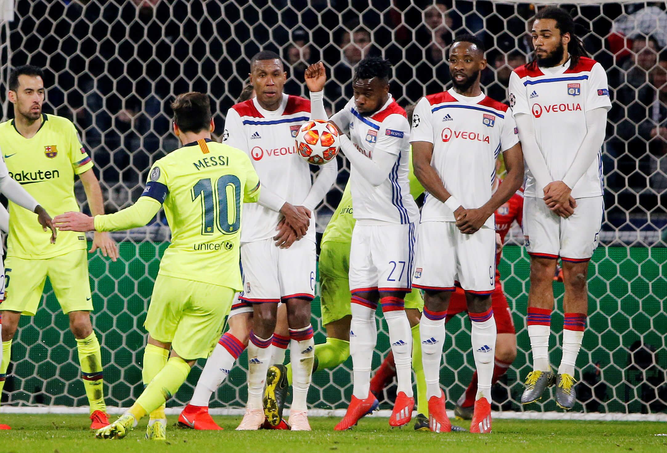 Λήστεψαν παίκτες της Λιόν την ώρα που αντιμετώπιζαν την Μπαρτσελόνα!