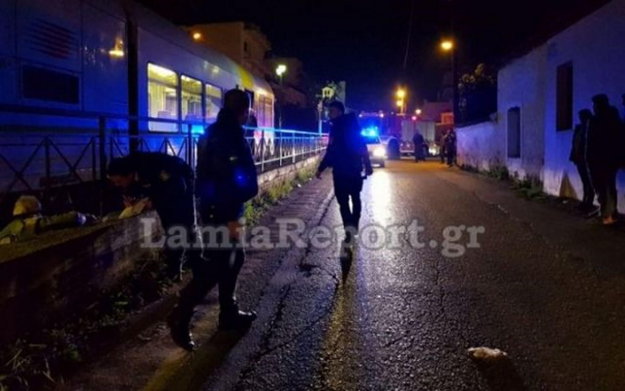 """Λαμία: """"Ξαναχτύπησαν"""" οι κλέφτες χαλκού και εγκλώβισαν τρένο στο Δομοκό"""