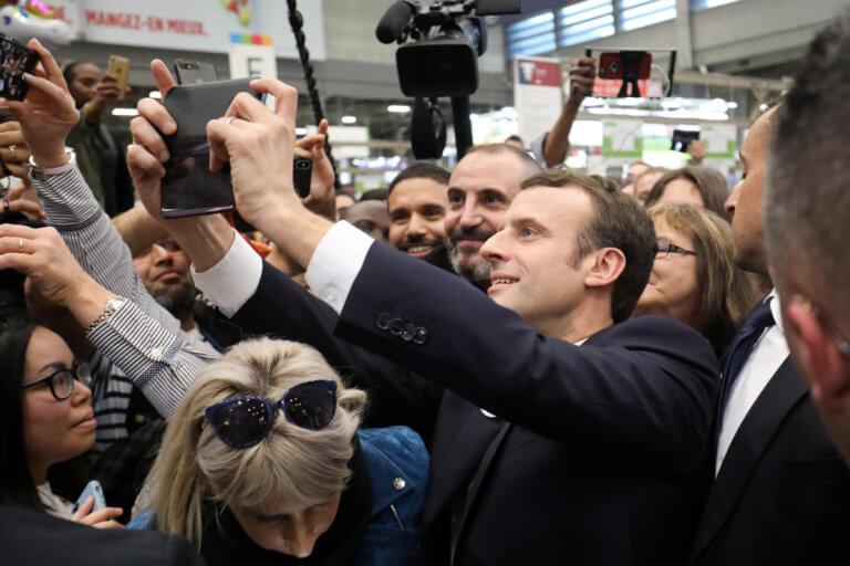 Ανακάμπτει η δημοτικότητα του Μακρόν – Έφτασε στα προ των «κίτρινων γιλέκων» επίπεδα   Newsit.gr