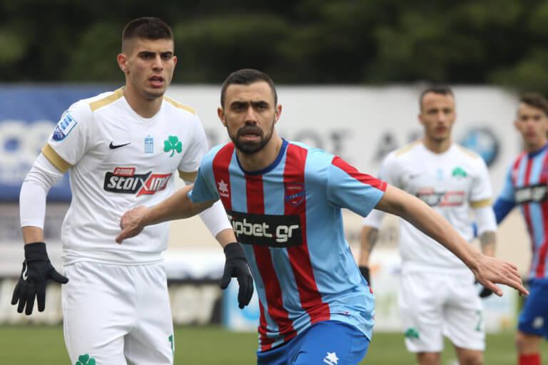 Πανιώνιος – Παναθηναϊκός 2-0 ΤΕΛΙΚΟ | Newsit.gr