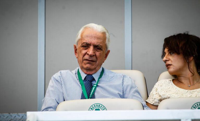 Παναθηναϊκός: Παραιτήθηκε ο Κωνσταντίνου! Νέος πρόεδρος ο Μαυροκουκουλάκης | Newsit.gr