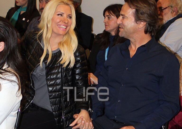 Παντού μαζί Ελένη Μενεγάκη και Μάκης Παντζόπουλος: Η νέα κοινή εμφάνιση του ερωτευμένου ζευγαριού! (pics)