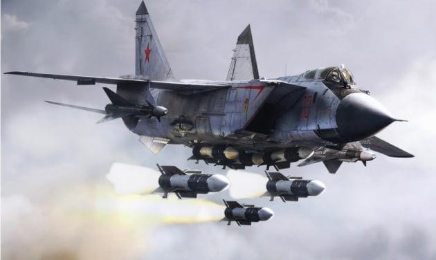 Αυτό το βίντεο αποδεικνύει γιατί οι ΗΠΑ τρέμουν το Ρωσικό MiG-31! [vid,pics] | Newsit.gr
