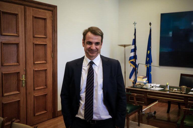 Φάρσα το τηλεφώνημα για βόμβα στο γραφείο του Μητσοτάκη | Newsit.gr