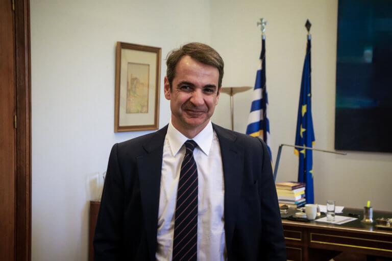 Μητσοτάκης: Αποτέλεσμα συναλλαγών κάτω από το τραπέζι η οριακή πλειοψηφία της κυβέρνησης | Newsit.gr