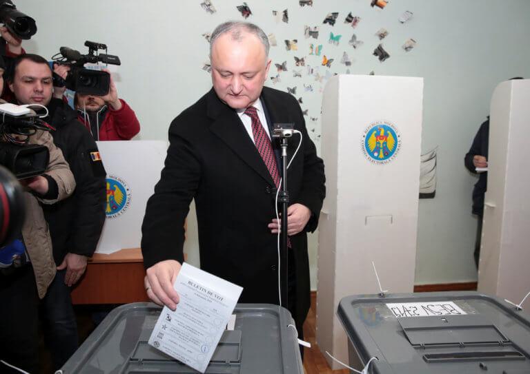 Μολδαβία: Νίκησε το φιλορωσικό κόμμα, αλλά χωρίς απόλυτη πλειοψηφία | Newsit.gr