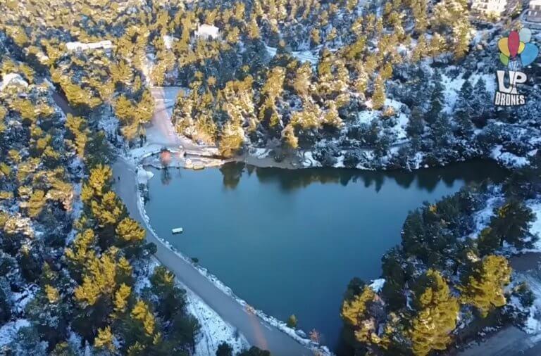 Ιπποκράτειος Πολιτεία – Λίμνη Μπελέτσι: Ένας παράδεισος, μισή ώρα από το κέντρο της Αθήνας | Newsit.gr