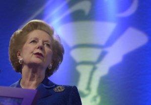 """Άγαλμα η θρυλική """"Σιδηρά Κυρία"""" του Ψυχρού Πολέμου, Μάργκαρετ Θάτσερ"""